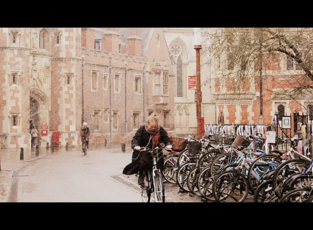January commuter by judithg