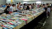14th Jan 2017 - Books by the thousands.BRISBANE