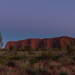 Uluru before sunrise