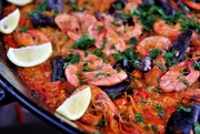 11th Jan 2017 - Seafood Paella