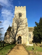 16th Jan 2017 - All Saints Church, Wicklewood