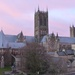 Lincoln Cathedral at Sunrise  by susiemc
