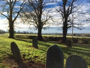 17th Jan 2017 - View From The Churchyard