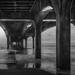 Under Boscombe Pier by pasttheirprime