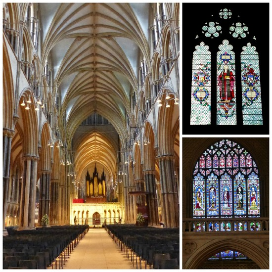 Inside Lincoln Cathedral 1 by susiemc