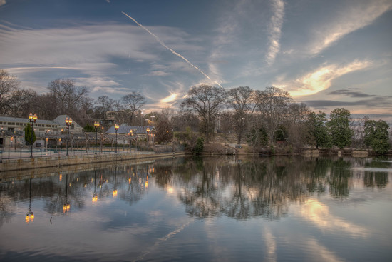 Piedmont Park is Proud of Itself by taffy