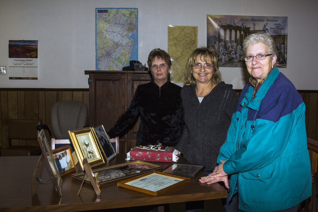 Three Trustees by hjbenson