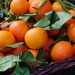 clementines in a basket by quietpurplehaze