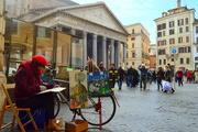 10th Jan 2017 - The Artistic City of Rome