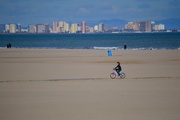 15th Jan 2017 - Beach Bike Ride