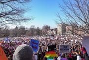 21st Jan 2017 - The Boston Women's March for America