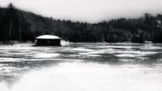 22nd Jan 2017 - the boathouse - on ice