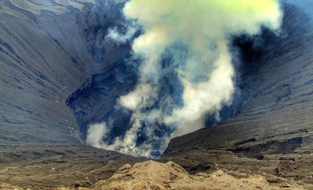 Mt Bromo (1) by leananiemand