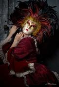 22nd Jan 2017 - Venetian Masks
