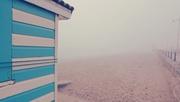 23rd Jan 2017 - Foggy seaside