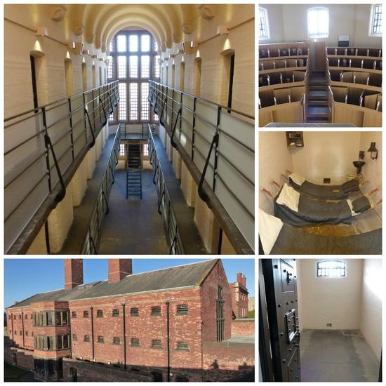 The Victorian Prison in Lincoln Castle by susiemc