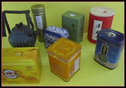27th Jan 2017 - To celebrate Chinese New Year, I want to show you some of the tins of loose tea  my Chinese friends have given me over the years