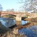 Bridge over the river Eden by shirleybankfarm