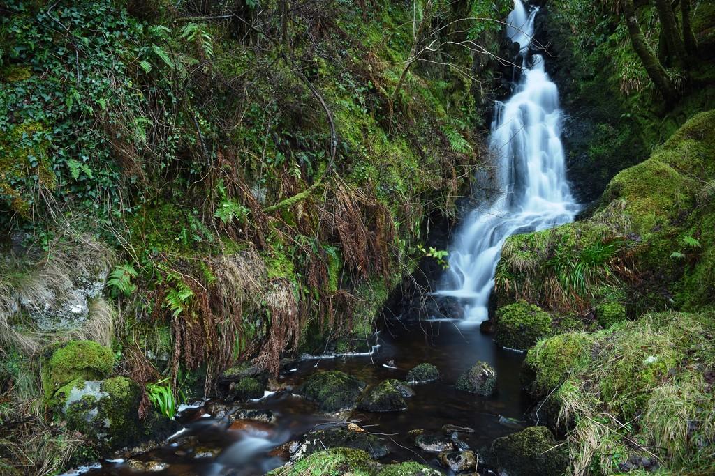 waterfall by christophercox