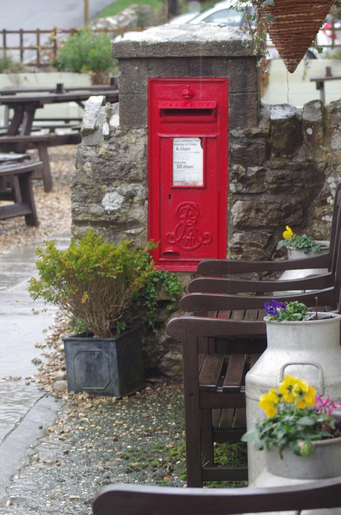 Cafe Pillarbox by 30pics4jackiesdiamond