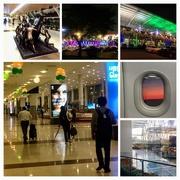 25th Jan 2017 - the Chatrapati Shivaji International airport Mumbai