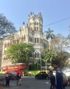 30th Jan 2017 - A historic building in Fort area