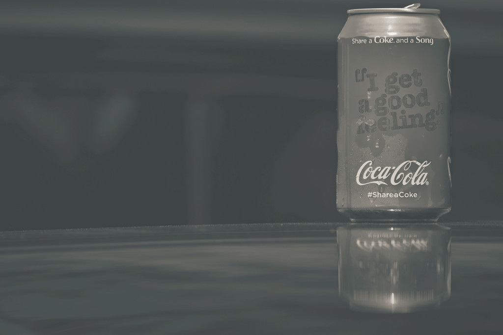 I Get a Good Feeling - Coke by fearinnocent