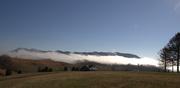 30th Jan 2017 - Morning Fog along Clinch Mountain