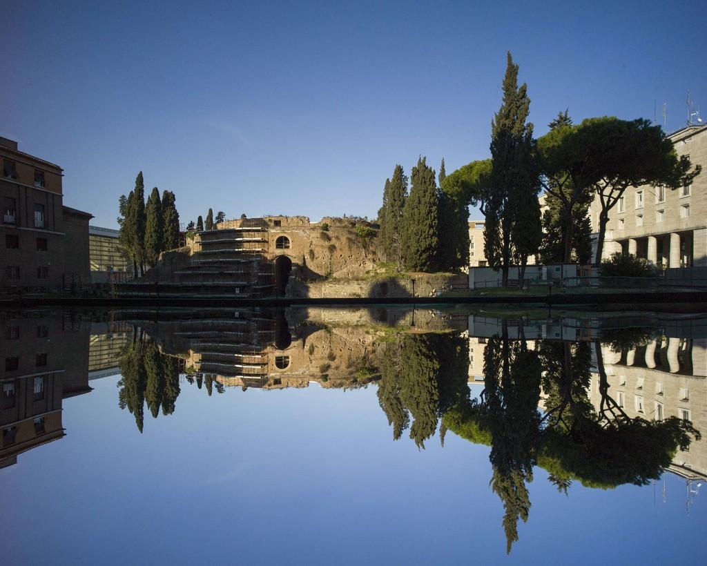 Mausoleum Augusti by domenicododaro