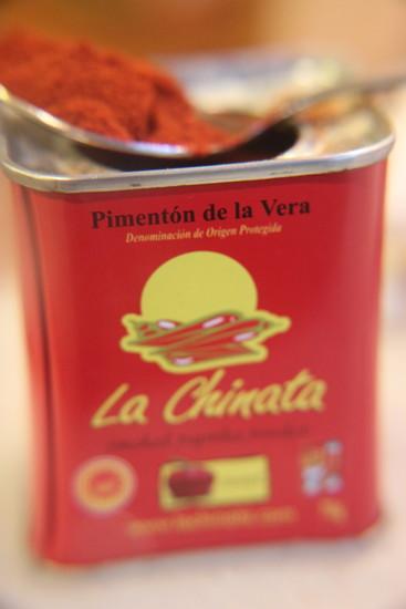 Smoked Paprika by cookingkaren