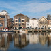 Harbour Reflections by dorsethelen