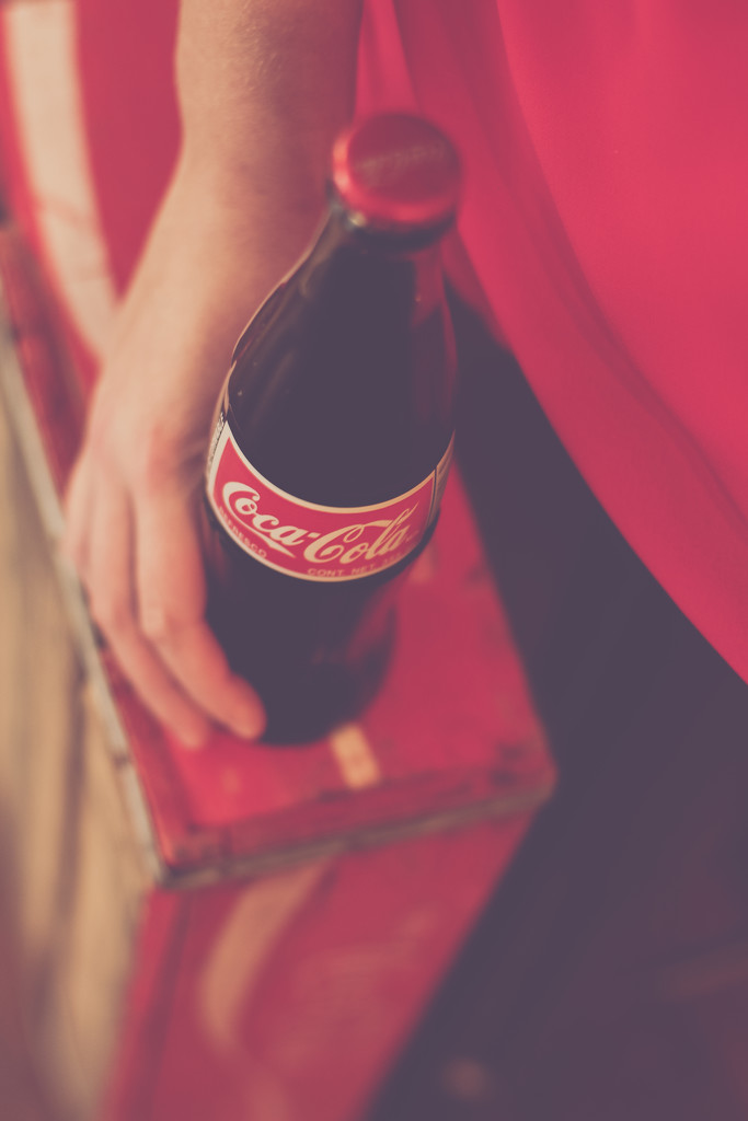 Have a Coke and a ... by tskipper