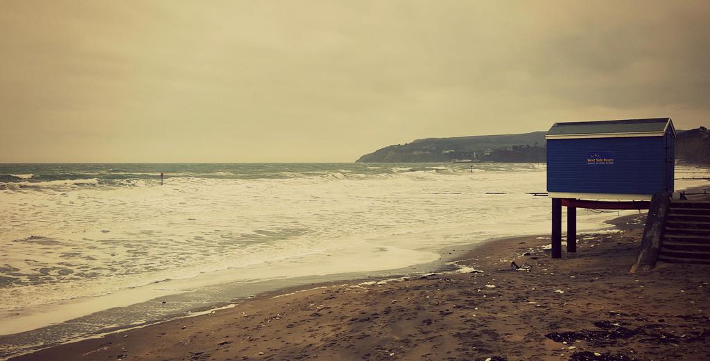 Stormy weather? by iowsara
