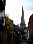 3rd Feb 2017 - Church street,  Ledbury Hereford