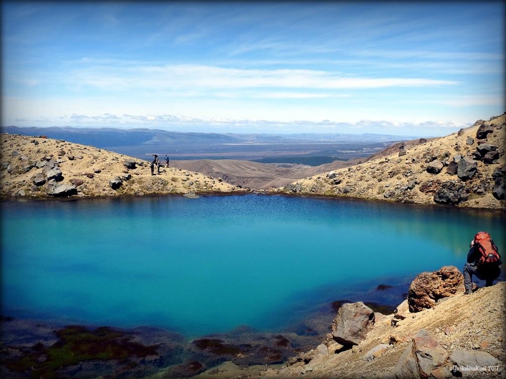 The Blue Lake by yorkshirekiwi