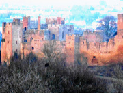 5th Feb 2017 - Ludlow Castle ...