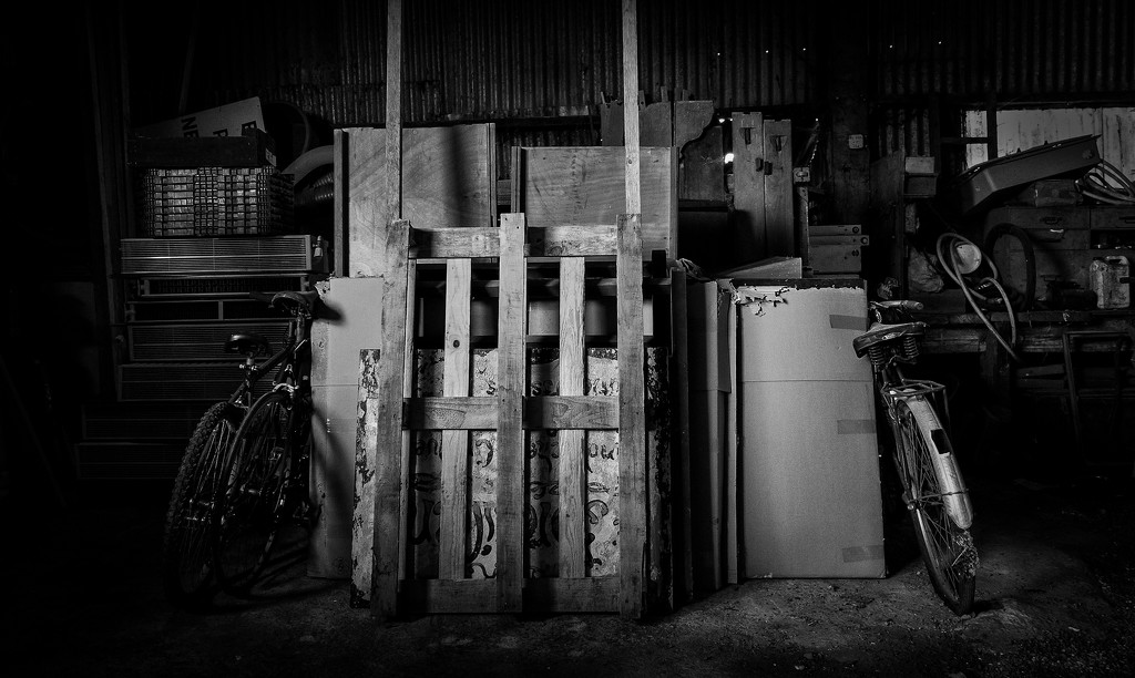 PLAY February - Fujinon 18mm f/2: More from the Barn by vignouse