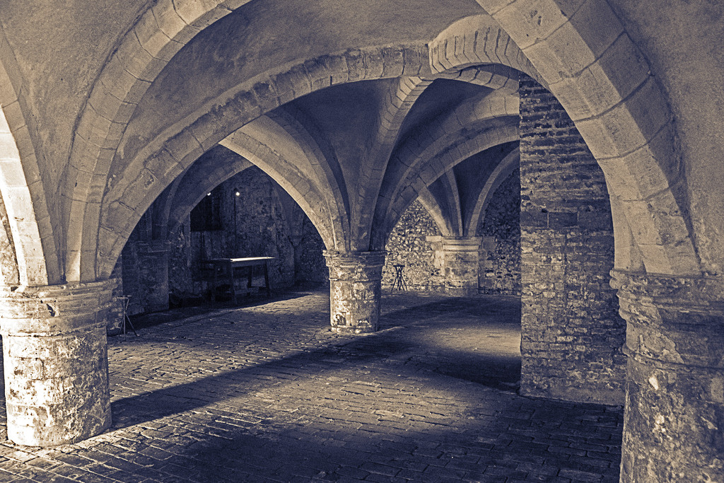 Another Place, Another Crypt by megpicatilly