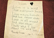 9th Feb 2017 - A 31 Year Old Love Poem By Little Me