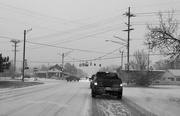 9th Feb 2017 - Snowy ride into work