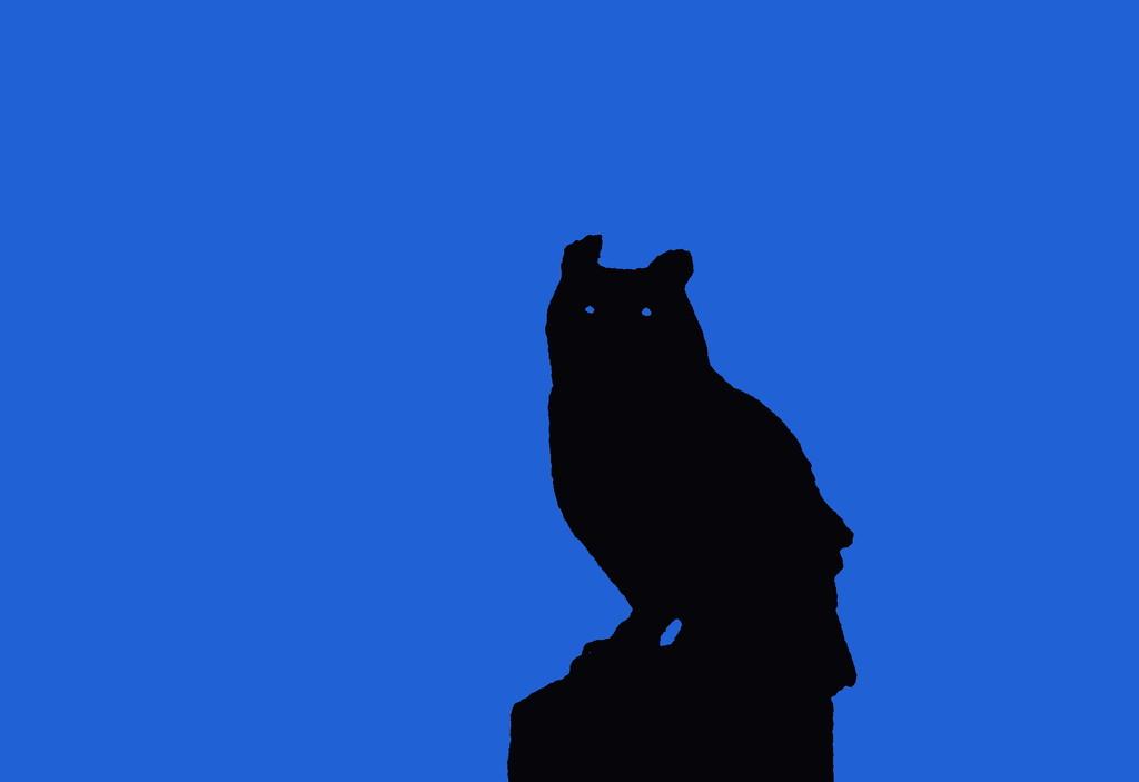 Great Horned Owl by kareenking