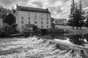 10th Feb 2017 - PLAY February - Fuji 18mm f/2: Water Mill, Josselin