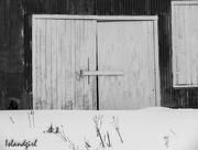10th Feb 2017 - Rusty Barn