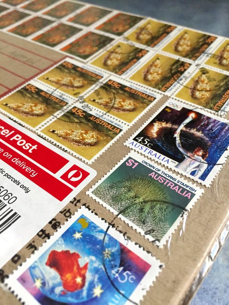 Stamps by kjarn