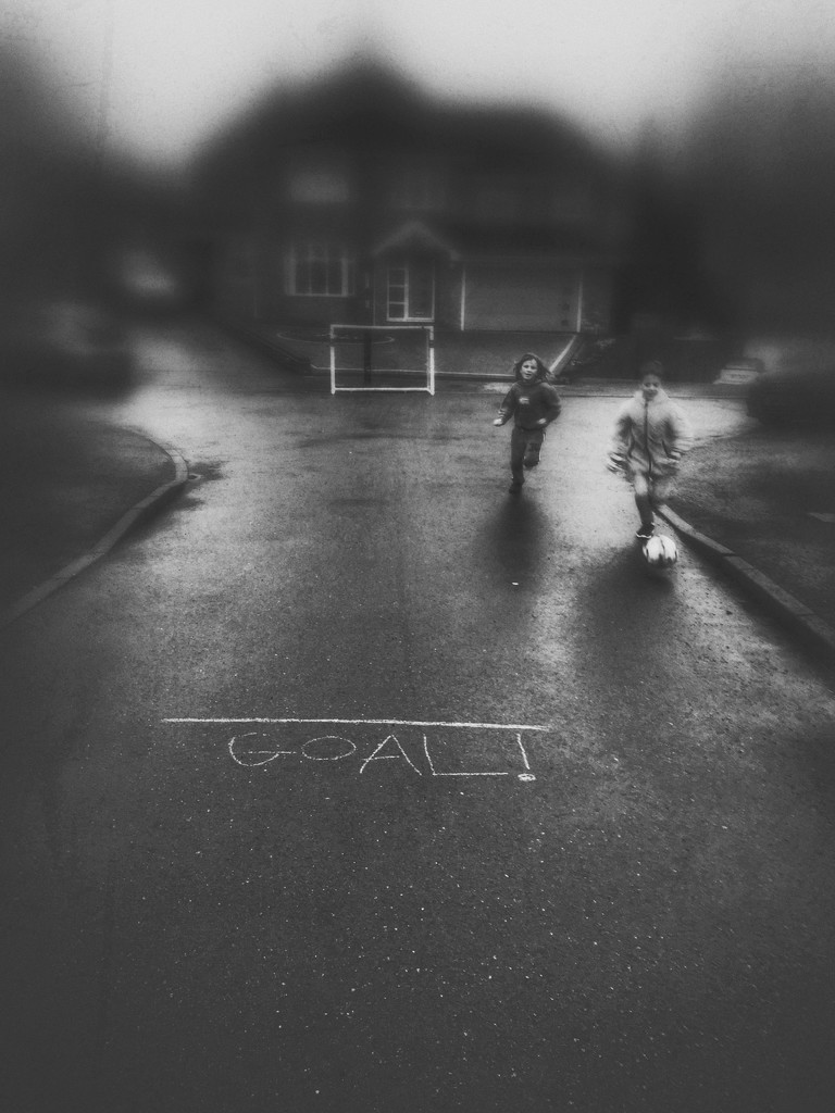 Football  by rachelwithey