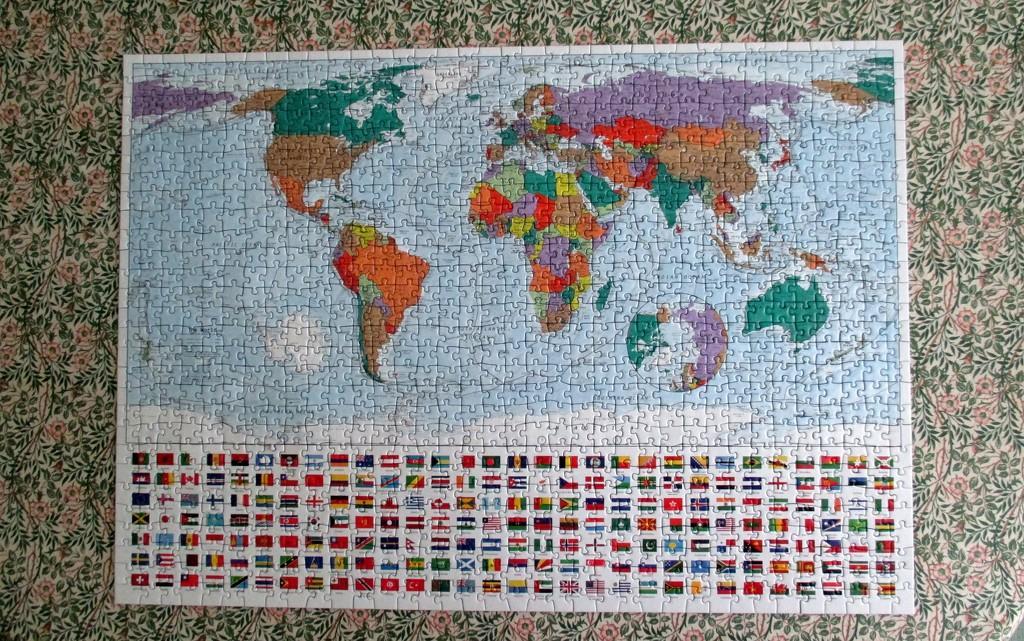 Jigsaw done by g3xbm