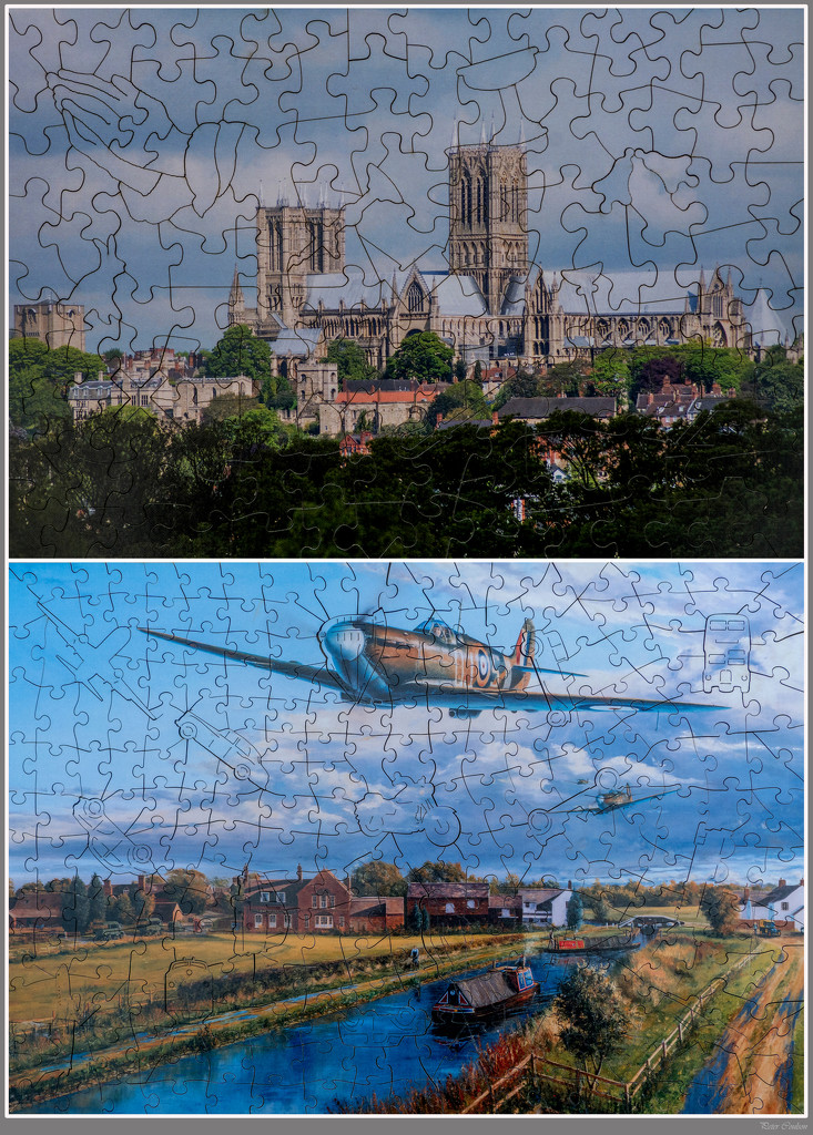 Jigsaws by pcoulson