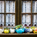Windowsill in Moncontour by vignouse