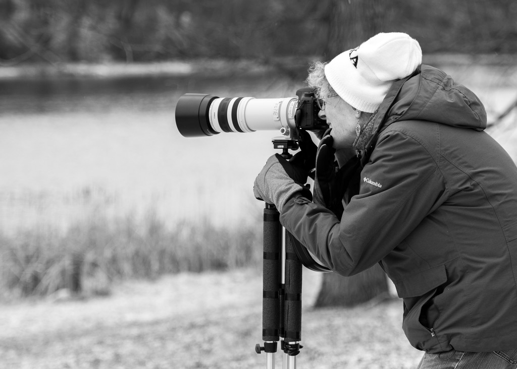 The Photographer by dridsdale