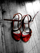 16th Feb 2017 - The Red Shoes